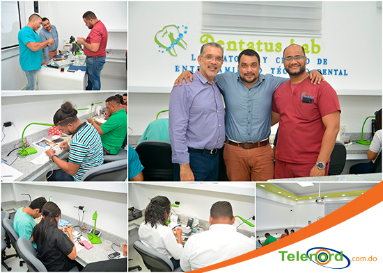 Dentatus Lab ofrece curso de porcelana dental